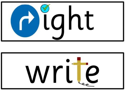 Orthographe des mots anglais