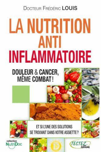 Livre de Frédéric Louis sur la nutrition anti-inflammatoire