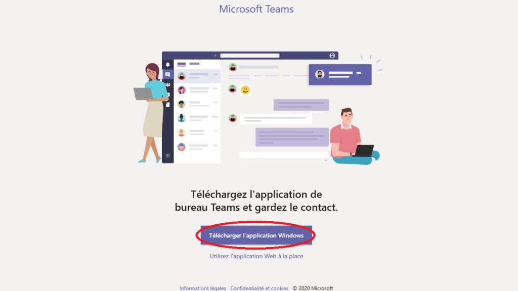 Télécharger Microsoft Teams