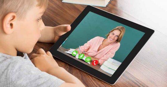 Séances de logopédie par vidéoconférence