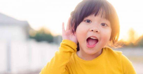 Trouble de l'audition centrale chez l'enfant